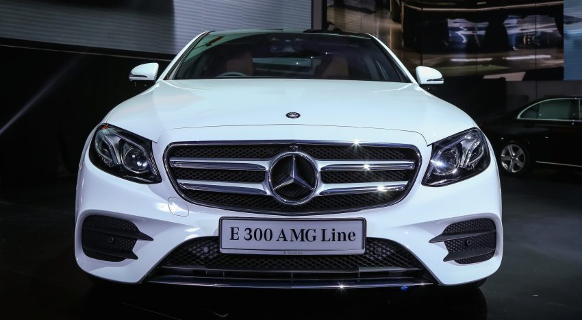 W213 Mercedes-Benz E-Class introduced in Malaysia – E200, E250, E300, four variants, priced from RM396k Image #505558