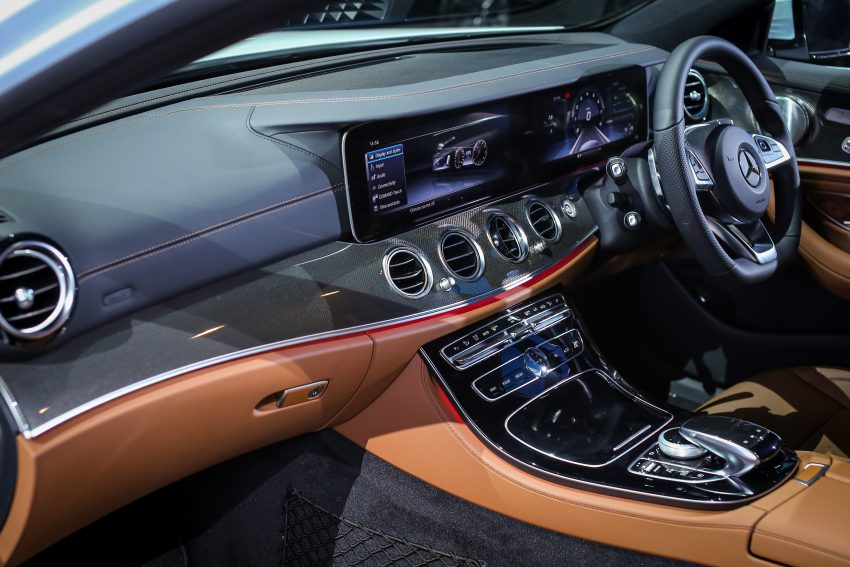 W213 Mercedes-Benz E-Class introduced in Malaysia – E200, E250, E300, four variants, priced from RM396k Image #505575