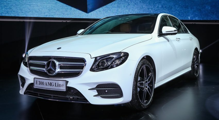 W213 Mercedes-Benz E-Class introduced in Malaysia – E200, E250, E300, four variants, priced from RM396k Image #505559