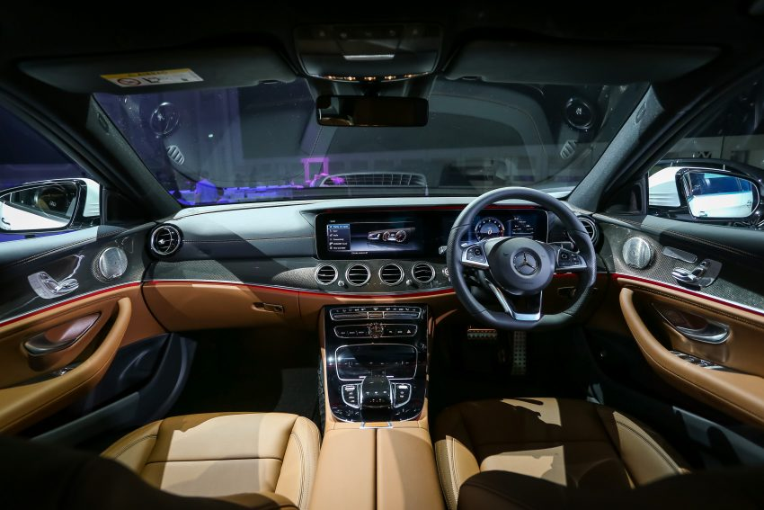 W213 Mercedes-Benz E-Class introduced in Malaysia – E200, E250, E300, four variants, priced from RM396k Image #505579