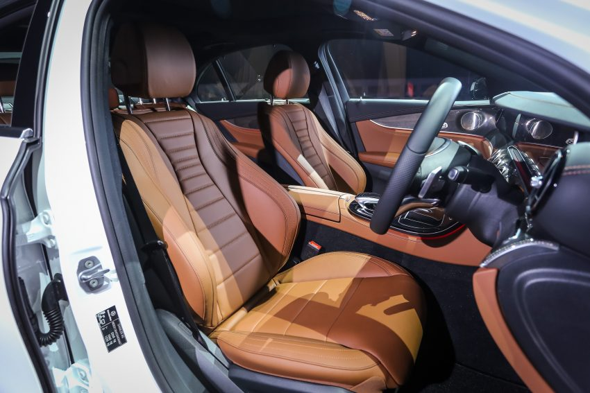 W213 Mercedes-Benz E-Class introduced in Malaysia – E200, E250, E300, four variants, priced from RM396k Image #505580