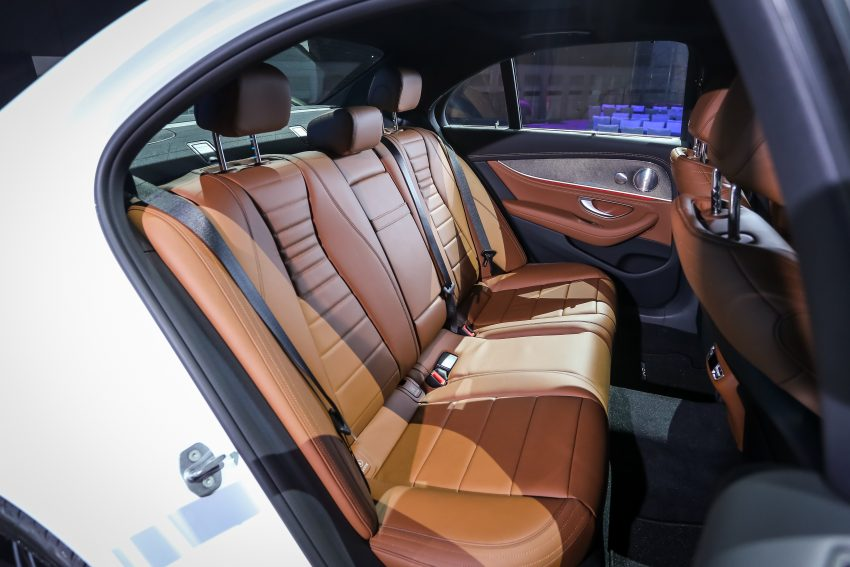 W213 Mercedes-Benz E-Class introduced in Malaysia – E200, E250, E300, four variants, priced from RM396k Image #505581