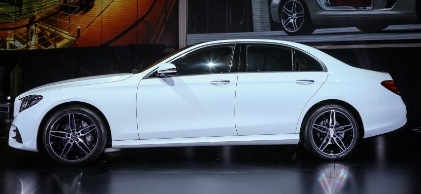 W213 Mercedes-Benz E-Class introduced in Malaysia – E200, E250, E300, four variants, priced from RM396k Image #505560