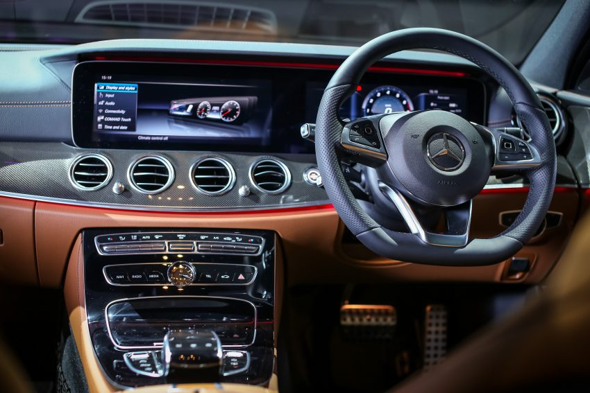 W213 Mercedes-Benz E-Class introduced in Malaysia – E200, E250, E300, four variants, priced from RM396k Image #505591