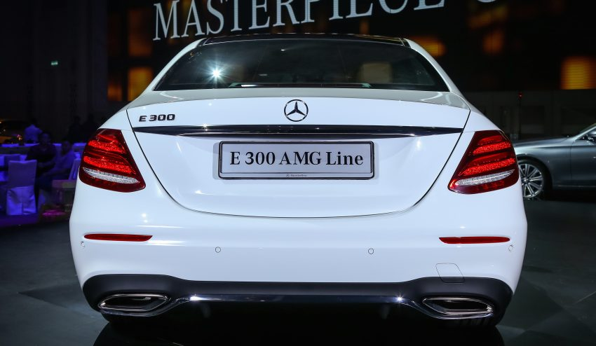 W213 Mercedes-Benz E-Class introduced in Malaysia – E200, E250, E300, four variants, priced from RM396k Image #505561