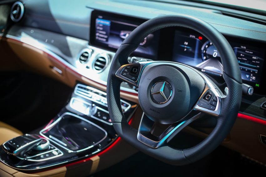 W213 Mercedes-Benz E-Class introduced in Malaysia – E200, E250, E300, four variants, priced from RM396k Image #505562