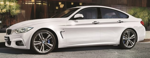 New BMW 4 Series Malaysia official 2