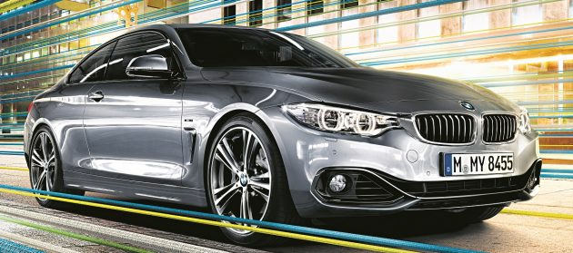 New BMW 4 Series Malaysia Official