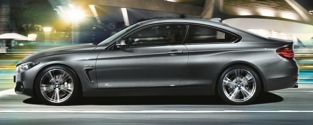 New BMW 4 Series Malaysia official 5