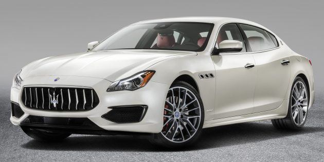 New Quattroporte GTS GranSport_ front-1