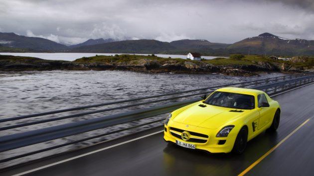 Norway fuel car ban