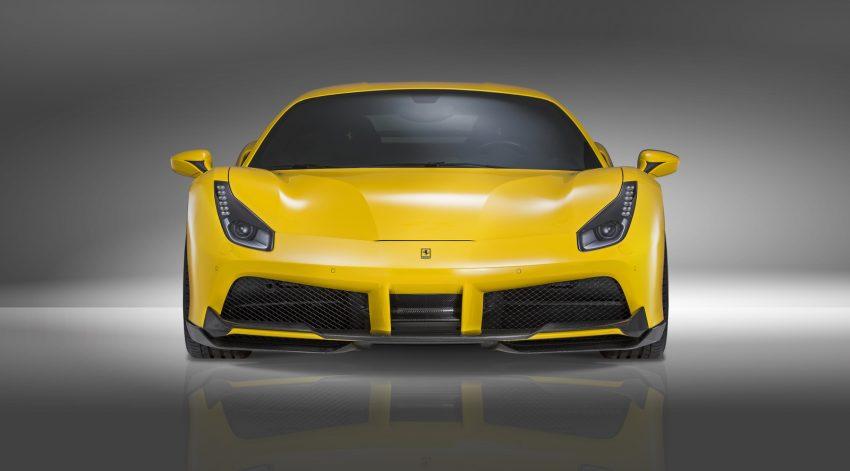 Ferrari 488 GTB gets tuned by Novitec Rosso – 772 hp Image #504804