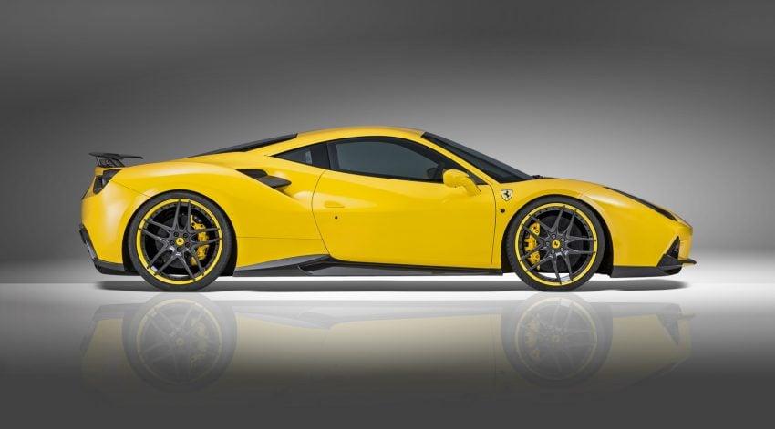 Ferrari 488 GTB gets tuned by Novitec Rosso – 772 hp Image #504807