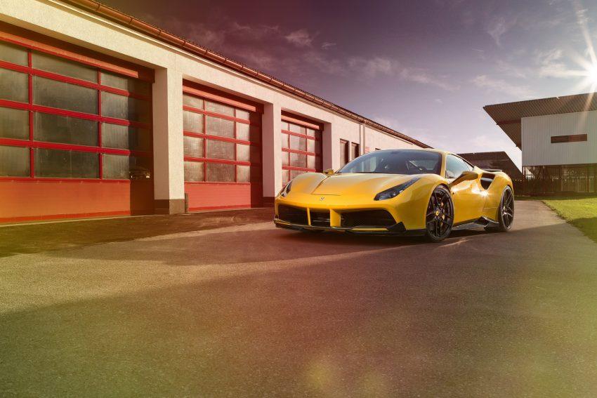 Ferrari 488 GTB gets tuned by Novitec Rosso – 772 hp Image #504816