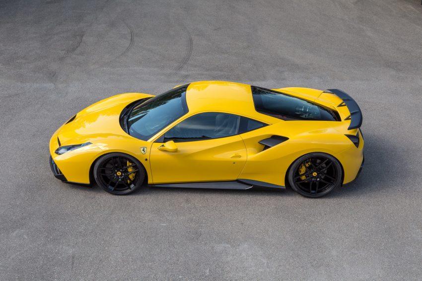 Ferrari 488 GTB gets tuned by Novitec Rosso – 772 hp Image #504822