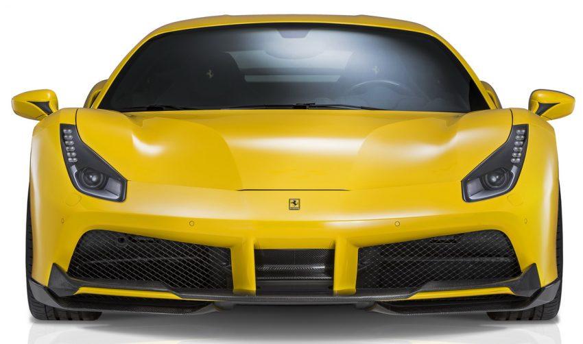 Ferrari 488 GTB gets tuned by Novitec Rosso – 772 hp Image #504795