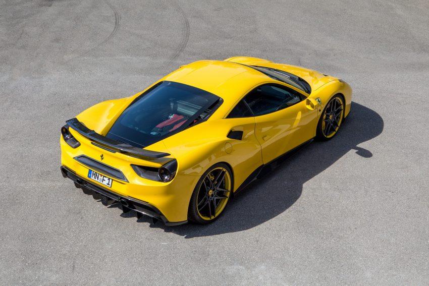 Ferrari 488 GTB gets tuned by Novitec Rosso – 772 hp Image #504825