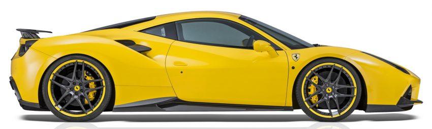 Ferrari 488 GTB gets tuned by Novitec Rosso – 772 hp Image #504798