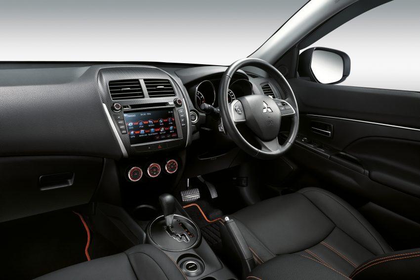Mitsubishi ASX Orange Edition – 180 units, RM133k Image #511682