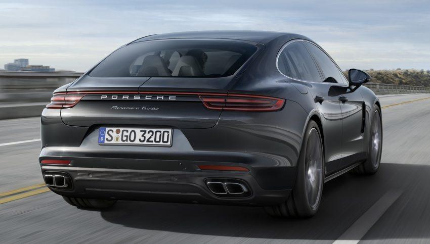 2017 Porsche Panamera – second-gen debuts in Berlin Image #513517