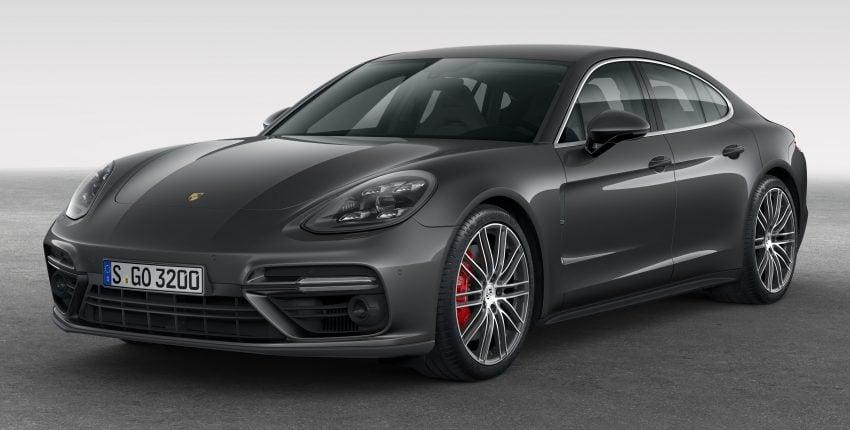 2017 Porsche Panamera – second-gen debuts in Berlin Image #513519