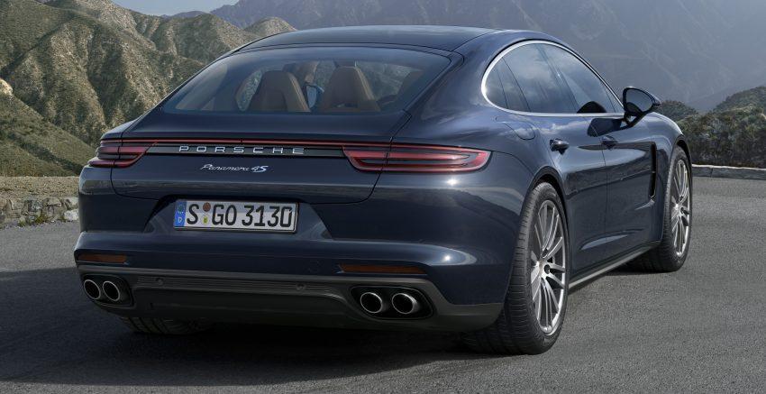 2017 Porsche Panamera – second-gen debuts in Berlin Image #513504
