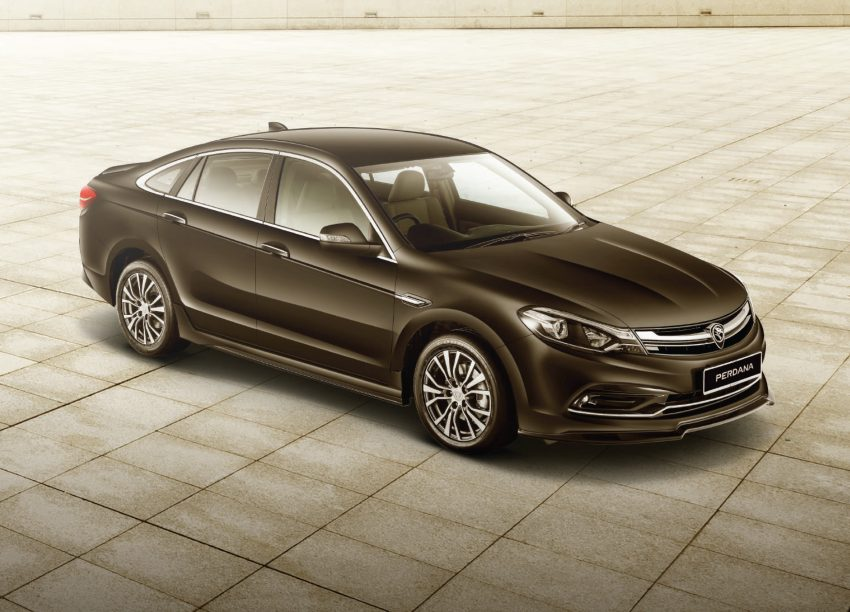 New Proton Perdana officially launched – 2.0L and 2.4L Honda engines, Accord-based sedan from RM113,888 Image #507920
