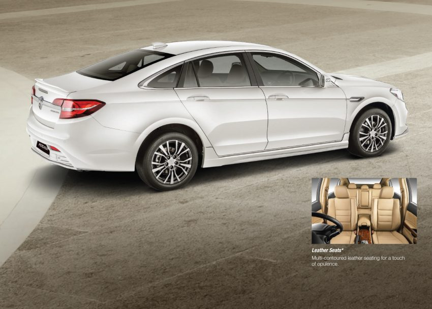 New Proton Perdana officially launched – 2.0L and 2.4L Honda engines, Accord-based sedan from RM113,888 Image #507921