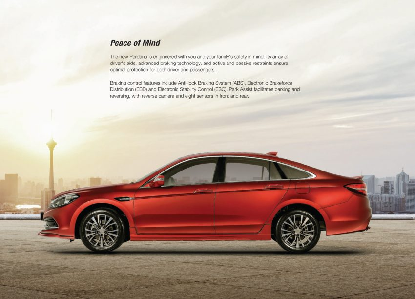 New Proton Perdana officially launched – 2.0L and 2.4L Honda engines, Accord-based sedan from RM113,888 Image #507923