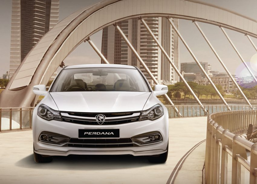 New Proton Perdana officially launched – 2.0L and 2.4L Honda engines, Accord-based sedan from RM113,888 Image #507930