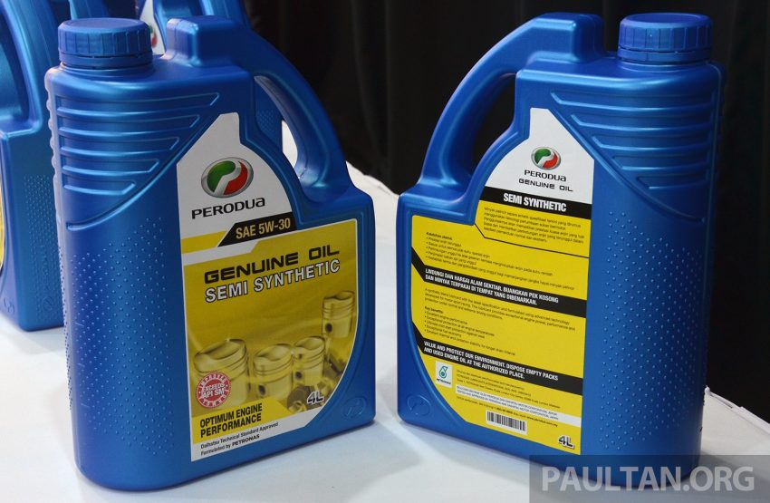 Perodua, Petronas ink RM355m engine oil deal, product to be available outside of P2 workshops Image #501875