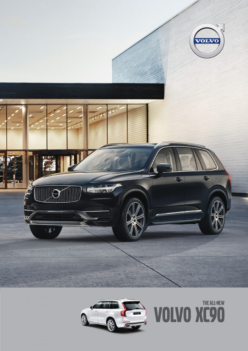 Volvo XC90 T8 Twin Engine CKD launched in Malaysia, RM403,888 for locally-assembled plug-in hybrid SUV Image #502191