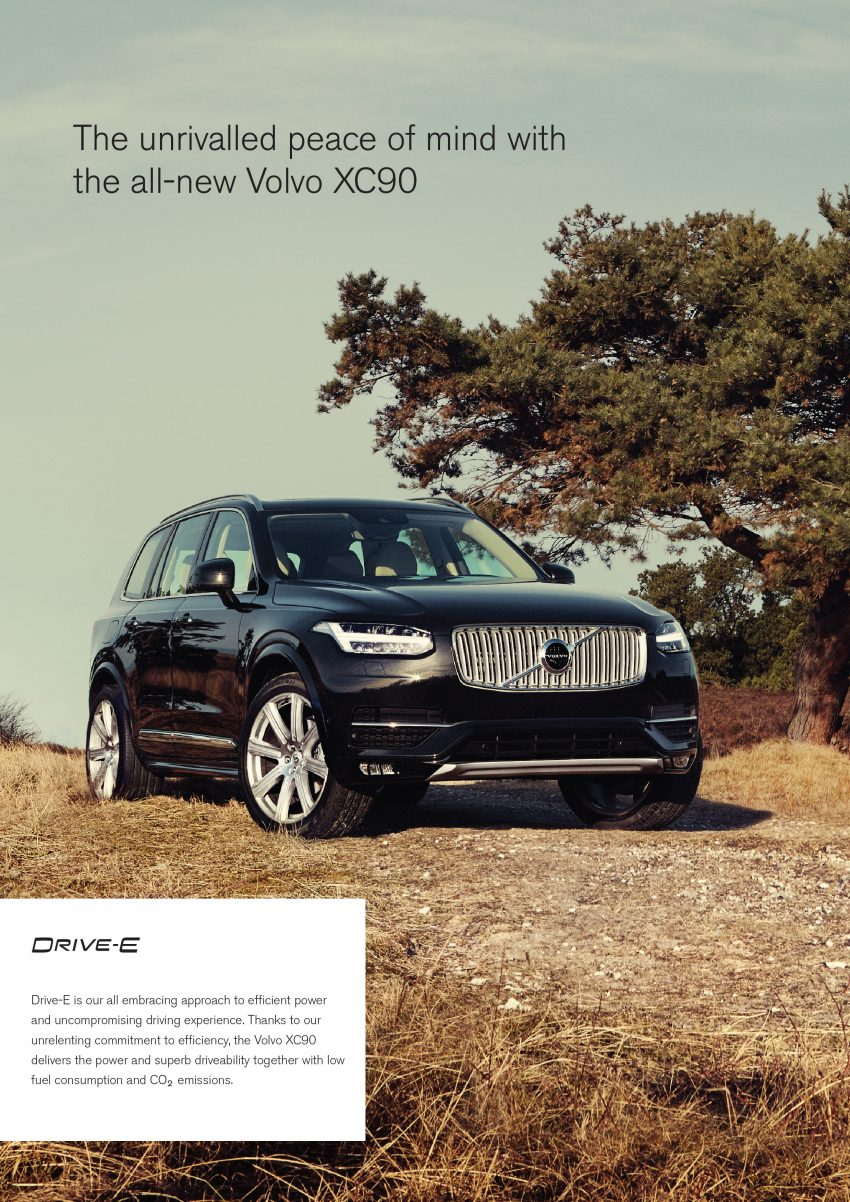 Volvo XC90 T8 Twin Engine CKD launched in Malaysia, RM403,888 for locally-assembled plug-in hybrid SUV Image #502192