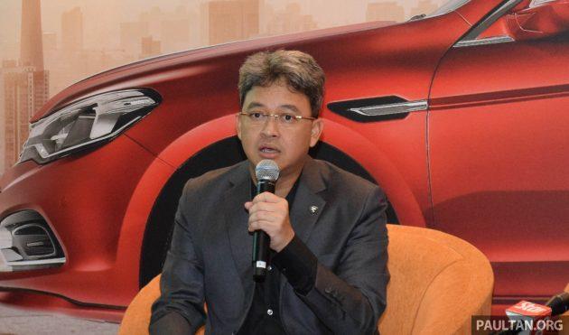 Proton Ahmad Fuaad Kenali