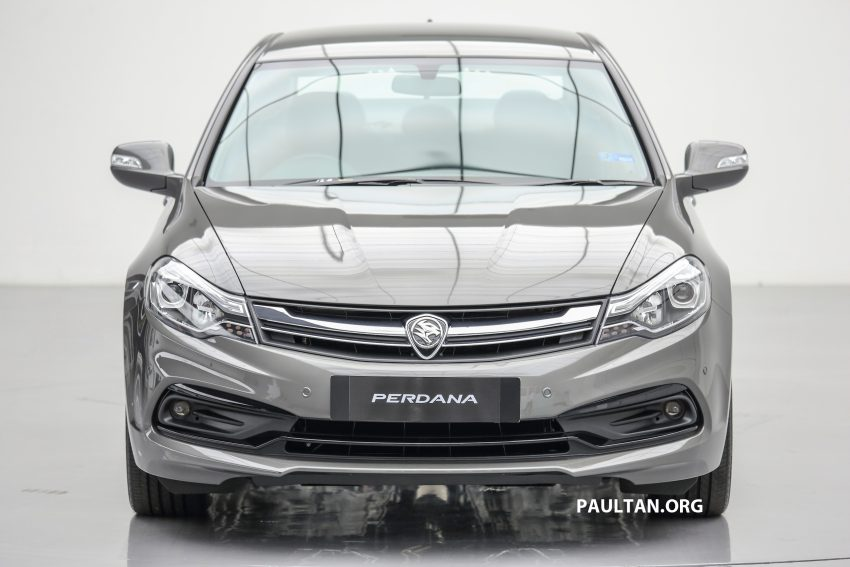 New Proton Perdana officially launched – 2.0L and 2.4L Honda engines, Accord-based sedan from RM113,888 Image #507595