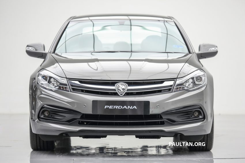 New Proton Perdana officially launched – 2.0L and 2.4L Honda engines, Accord-based sedan from RM113,888 Image #507596