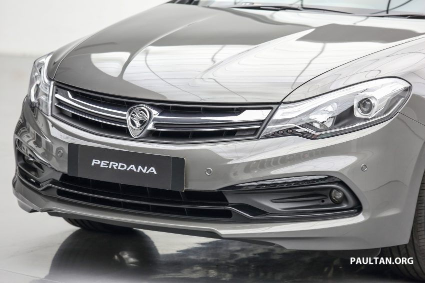 New Proton Perdana officially launched – 2.0L and 2.4L Honda engines, Accord-based sedan from RM113,888 Image #507599