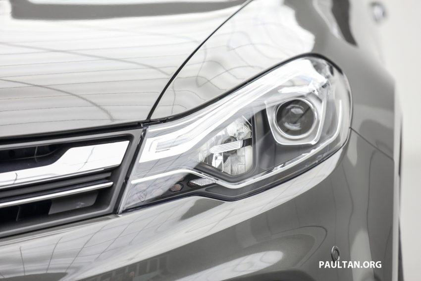 New Proton Perdana officially launched – 2.0L and 2.4L Honda engines, Accord-based sedan from RM113,888 Image #507600