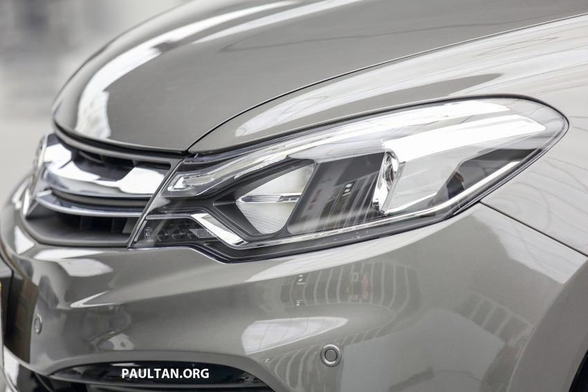 New Proton Perdana officially launched – 2.0L and 2.4L Honda engines, Accord-based sedan from RM113,888 Image #507601
