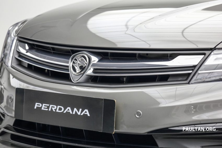 New Proton Perdana officially launched – 2.0L and 2.4L Honda engines, Accord-based sedan from RM113,888 Image #507603