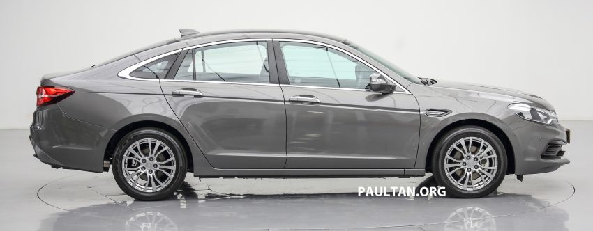 New Proton Perdana officially launched – 2.0L and 2.4L Honda engines, Accord-based sedan from RM113,888 Image #507605