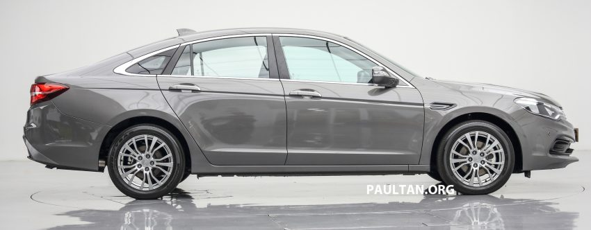 New Proton Perdana officially launched – 2.0L and 2.4L Honda engines, Accord-based sedan from RM113,888 Image #507607