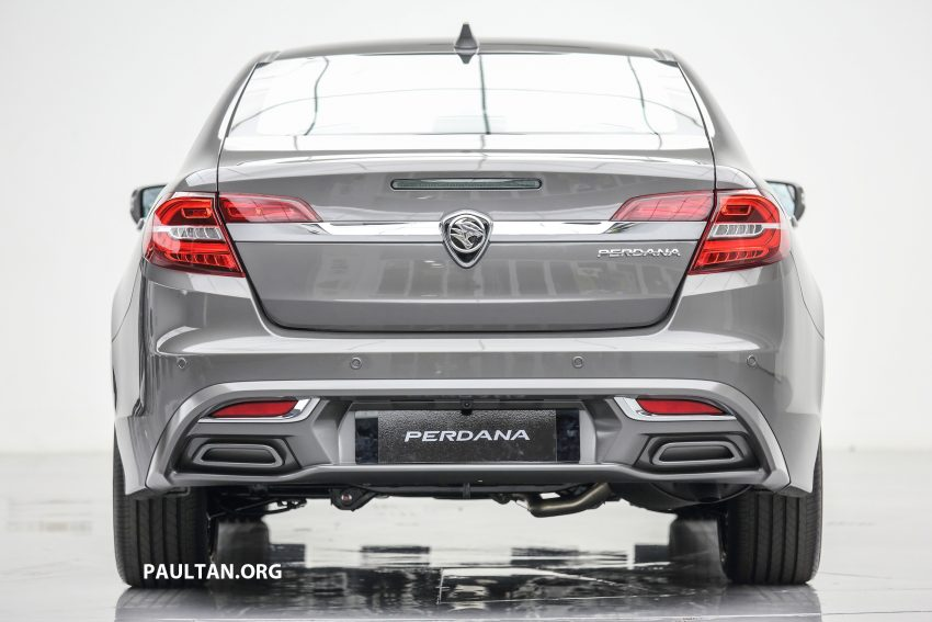 New Proton Perdana officially launched – 2.0L and 2.4L Honda engines, Accord-based sedan from RM113,888 Image #507616