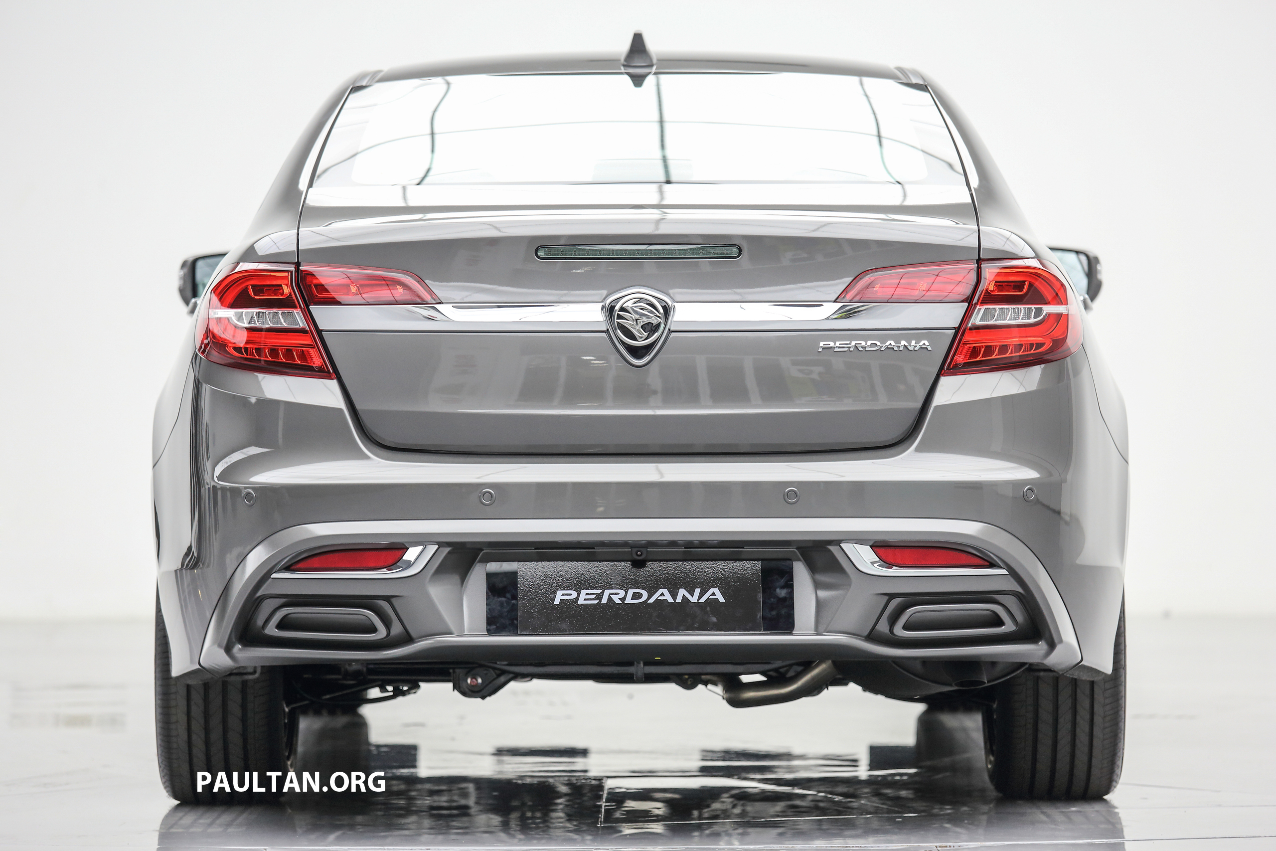 New Proton Perdana officially launched – 2.0L and 2.4L Honda engines