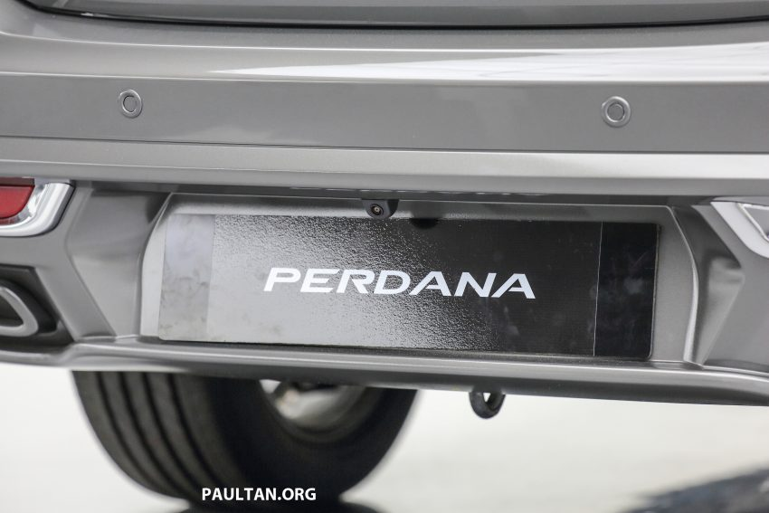 New Proton Perdana officially launched – 2.0L and 2.4L Honda engines, Accord-based sedan from RM113,888 Image #507622