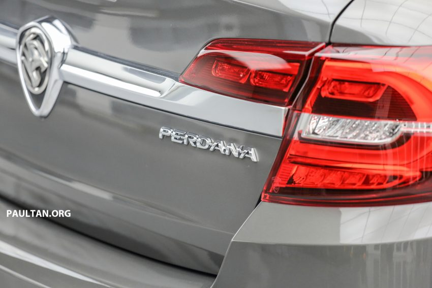 New Proton Perdana officially launched – 2.0L and 2.4L Honda engines, Accord-based sedan from RM113,888 Image #507624