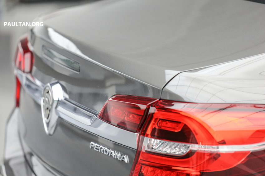 New Proton Perdana officially launched – 2.0L and 2.4L Honda engines, Accord-based sedan from RM113,888 Image #507626