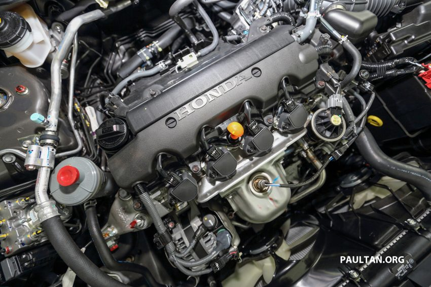 New Proton Perdana officially launched – 2.0L and 2.4L Honda engines, Accord-based sedan from RM113,888 Image #507629