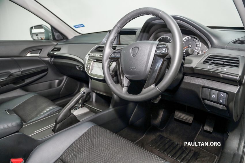 New Proton Perdana officially launched – 2.0L and 2.4L Honda engines, Accord-based sedan from RM113,888 Image #507630
