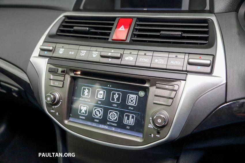 Proton Perdana 2016 dilancarkan – enjin Honda 2.0L dan 2.4L, berasaskan Accord, harga dari RM113,888 Image #507069